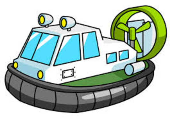 Hovercraft. By free images at