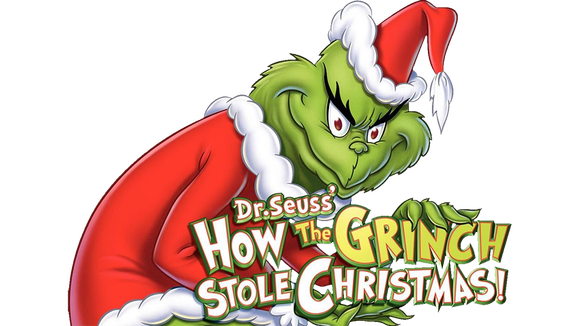 How the grinch stole christmas png. You can t stop