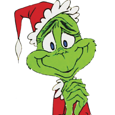 grinch png cartoon classic
