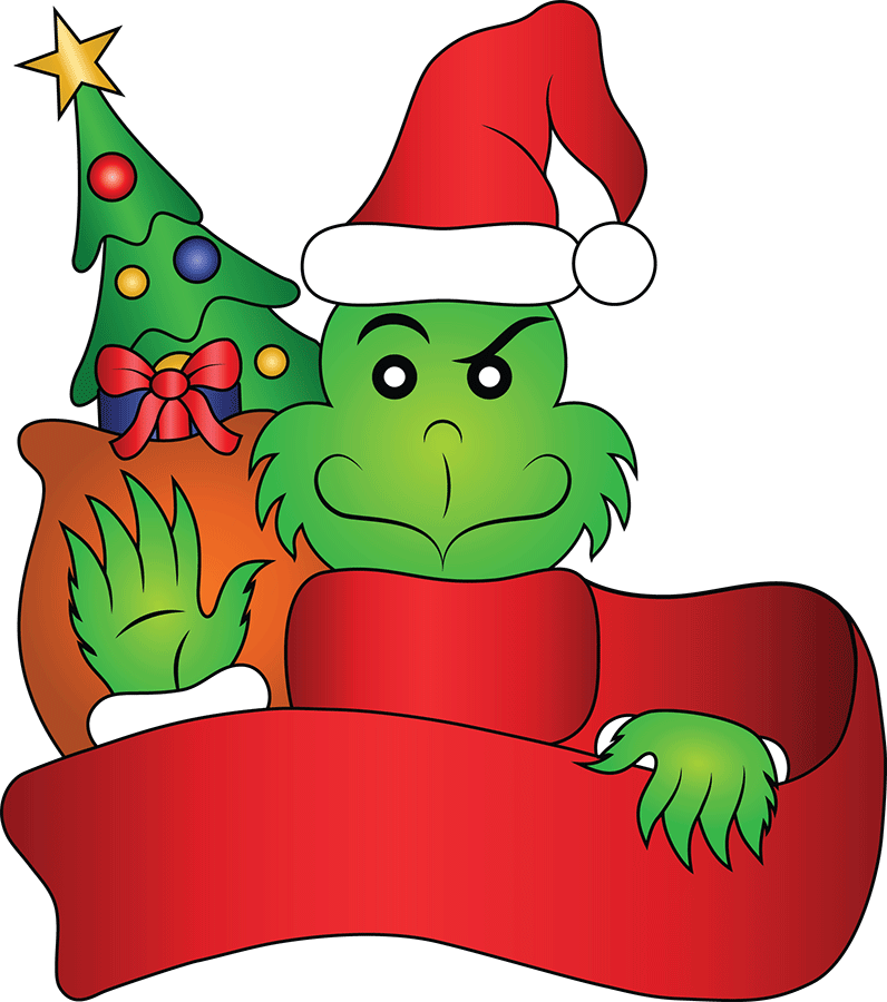 How the grinch stole christmas png. Movie franklin local