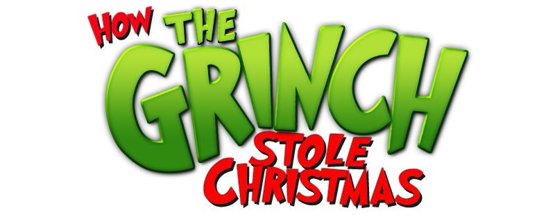 How the grinch stole christmas png. Image movie logo logopedia