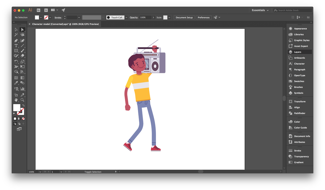 How to animate a png in after effects. Character rigging adobe quick
