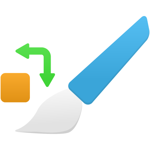 How to change a png color in photoshop. Replacement tool icon flatastic