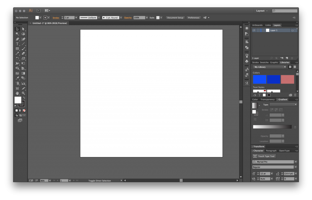 How to change color of png in illustrator. Creativefriday create a simple