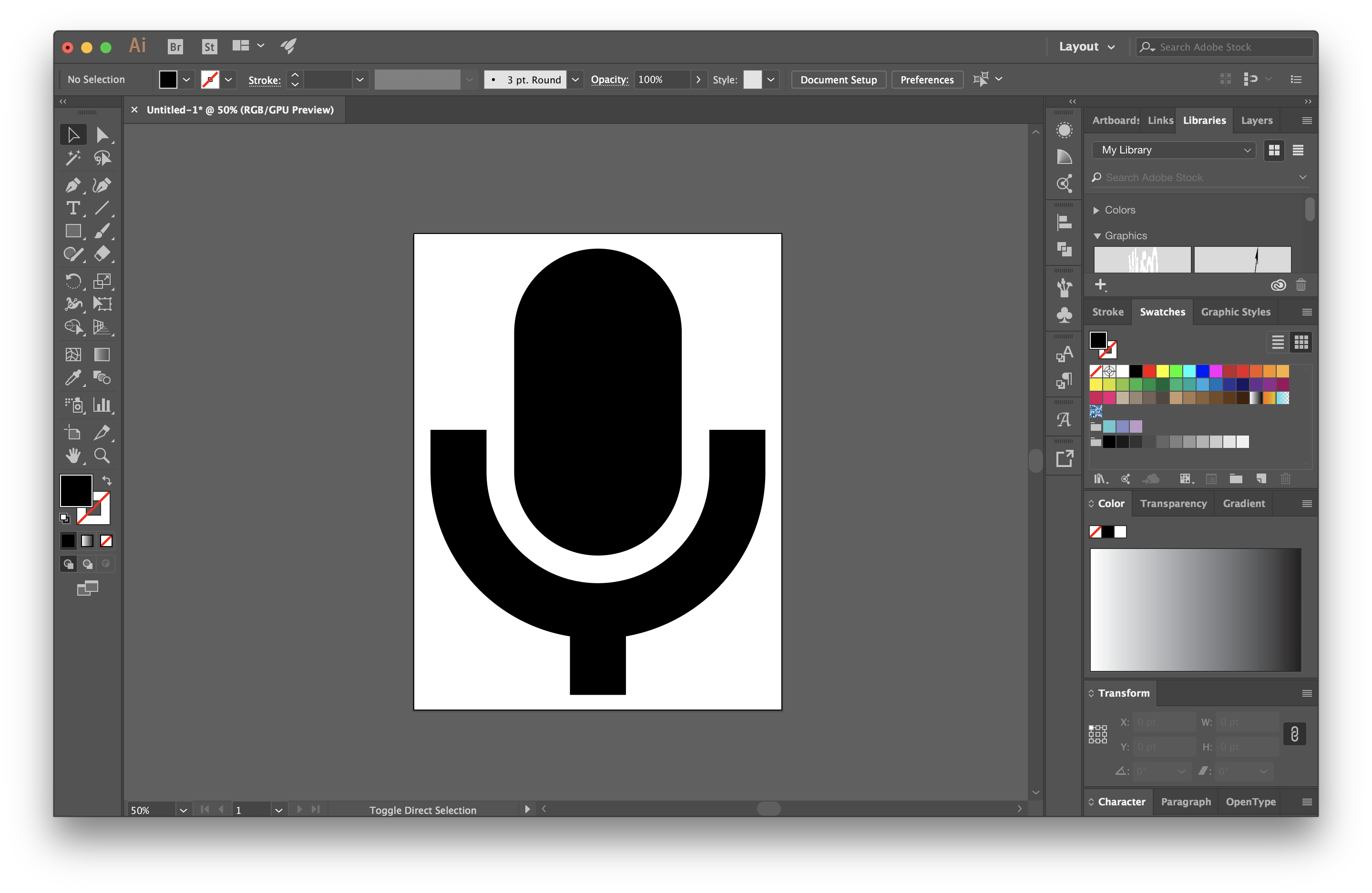 How to change the color of a png in illustrator. Saving svg with space