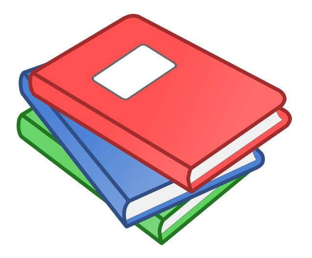 Books clipart. Free images of download