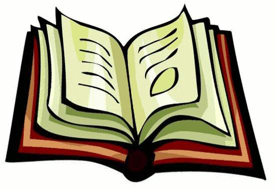 How to clipart book. Clip art page