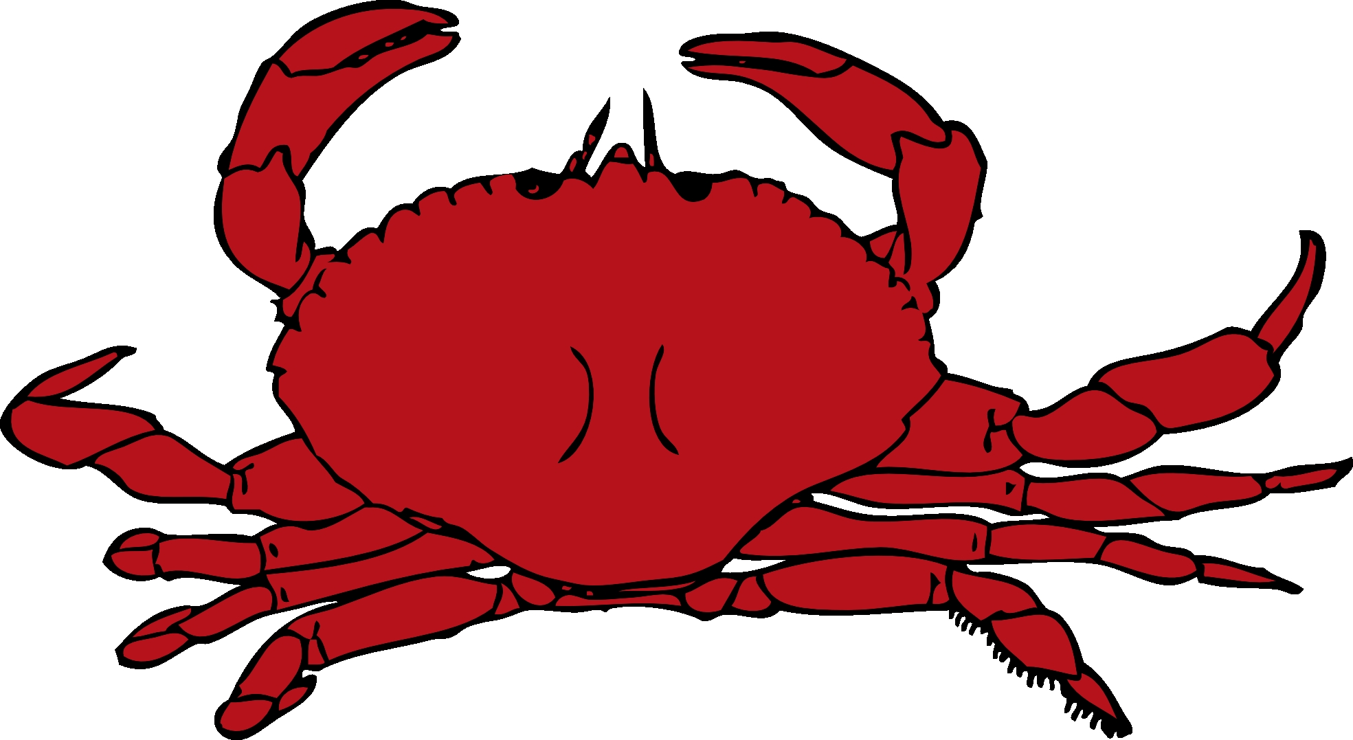 Crab clipart. Best of gallery digital