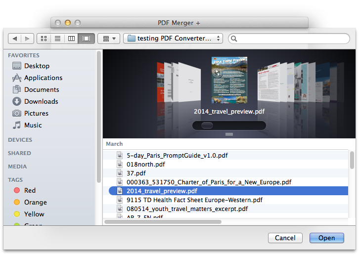 How to combine multiple png files into one. Pdf on mac os