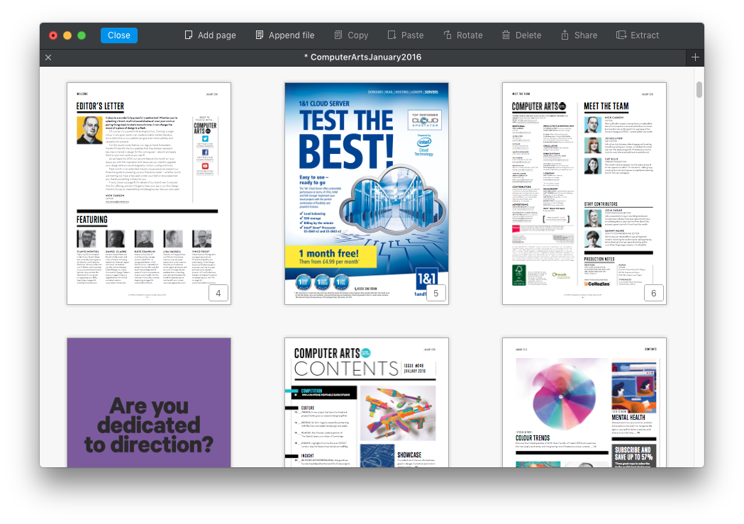 How to combine png files. Pdf on mac expert