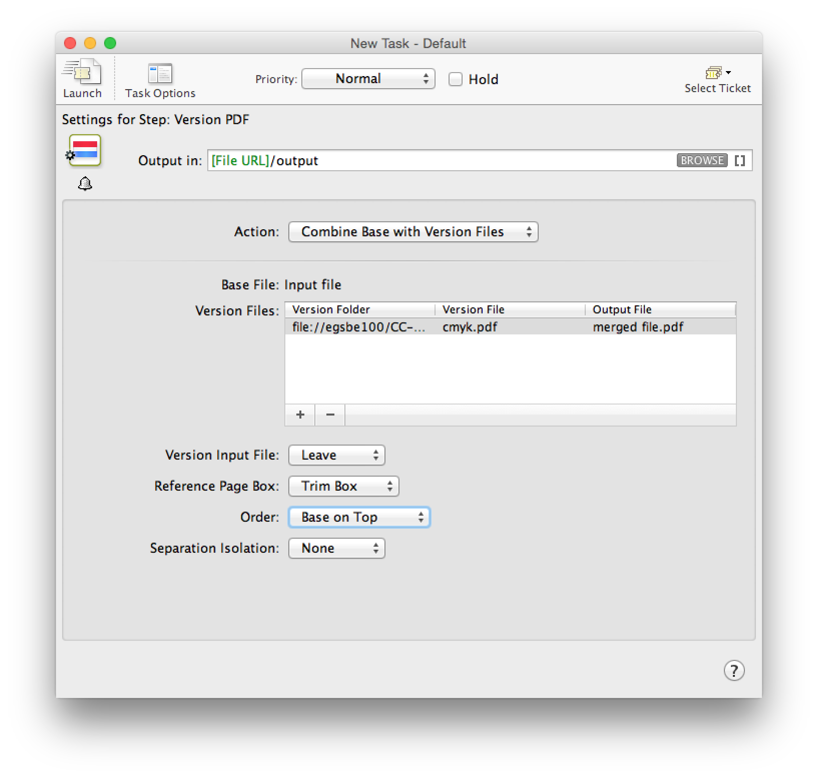 How to combine png files into one pdf. Kb automation engine merge