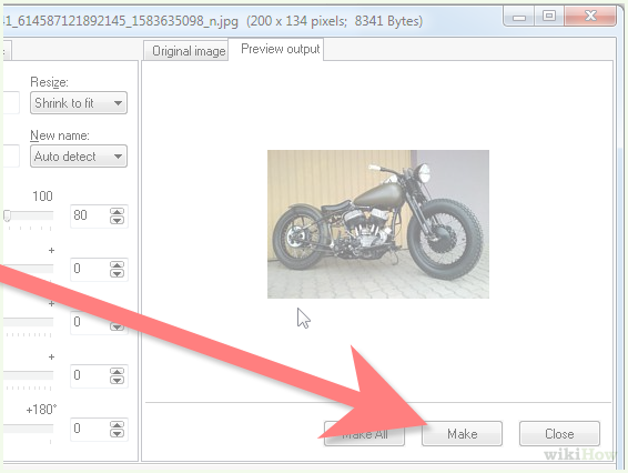 How to shrink image to fit png. Compress images using easythumbnails