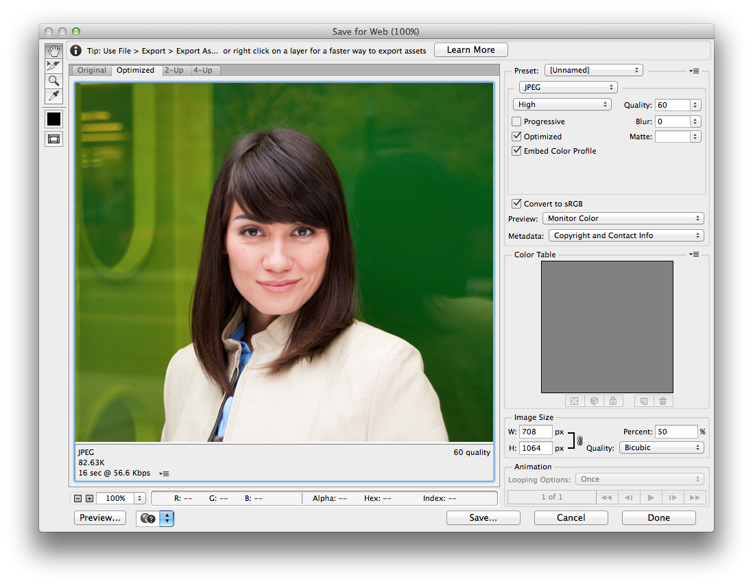 How to compress a png in photoshop. Scripting jeff tranberry s