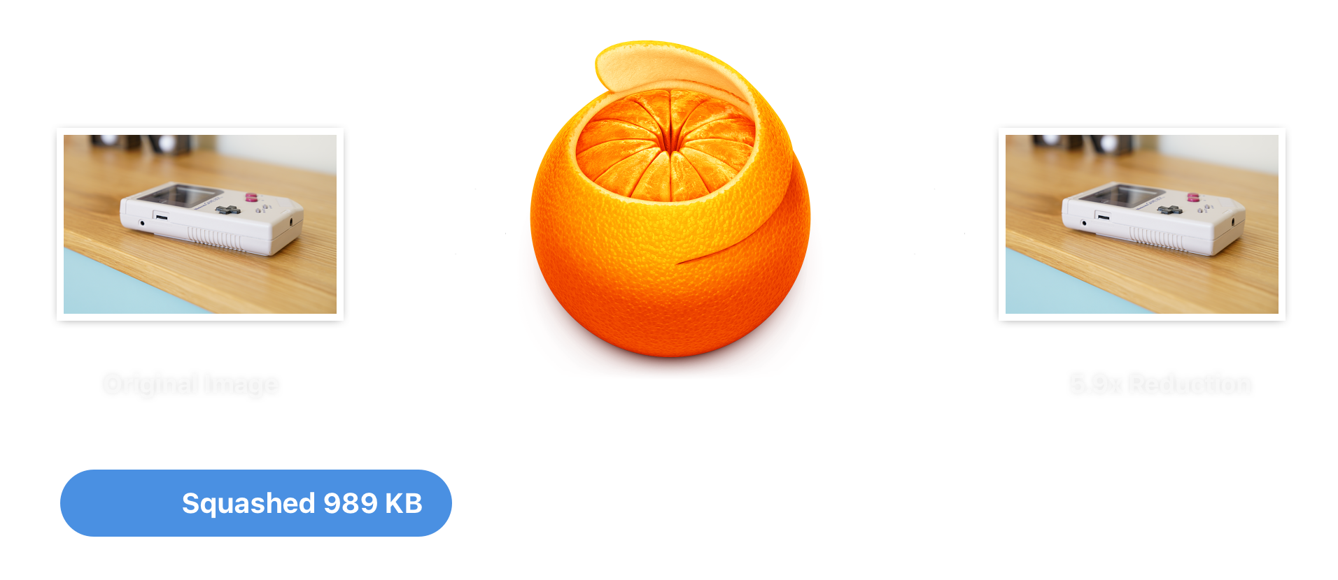 Shrink png without losing quality. Squash app for mac