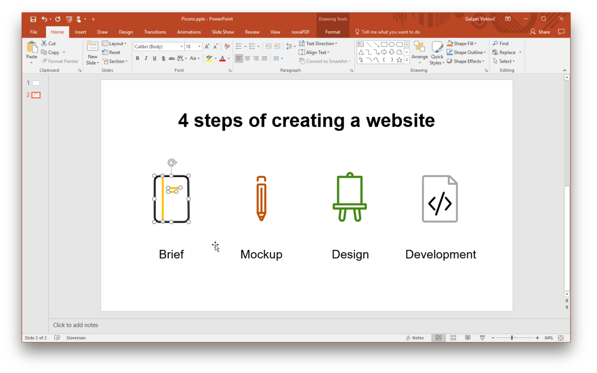 import svg powerpoint