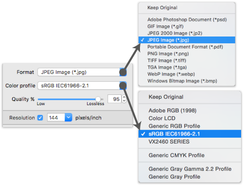 Image converter png to jpg. Photoconvert batch for mac