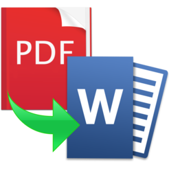 Convert a png to pdf. Word converter on the