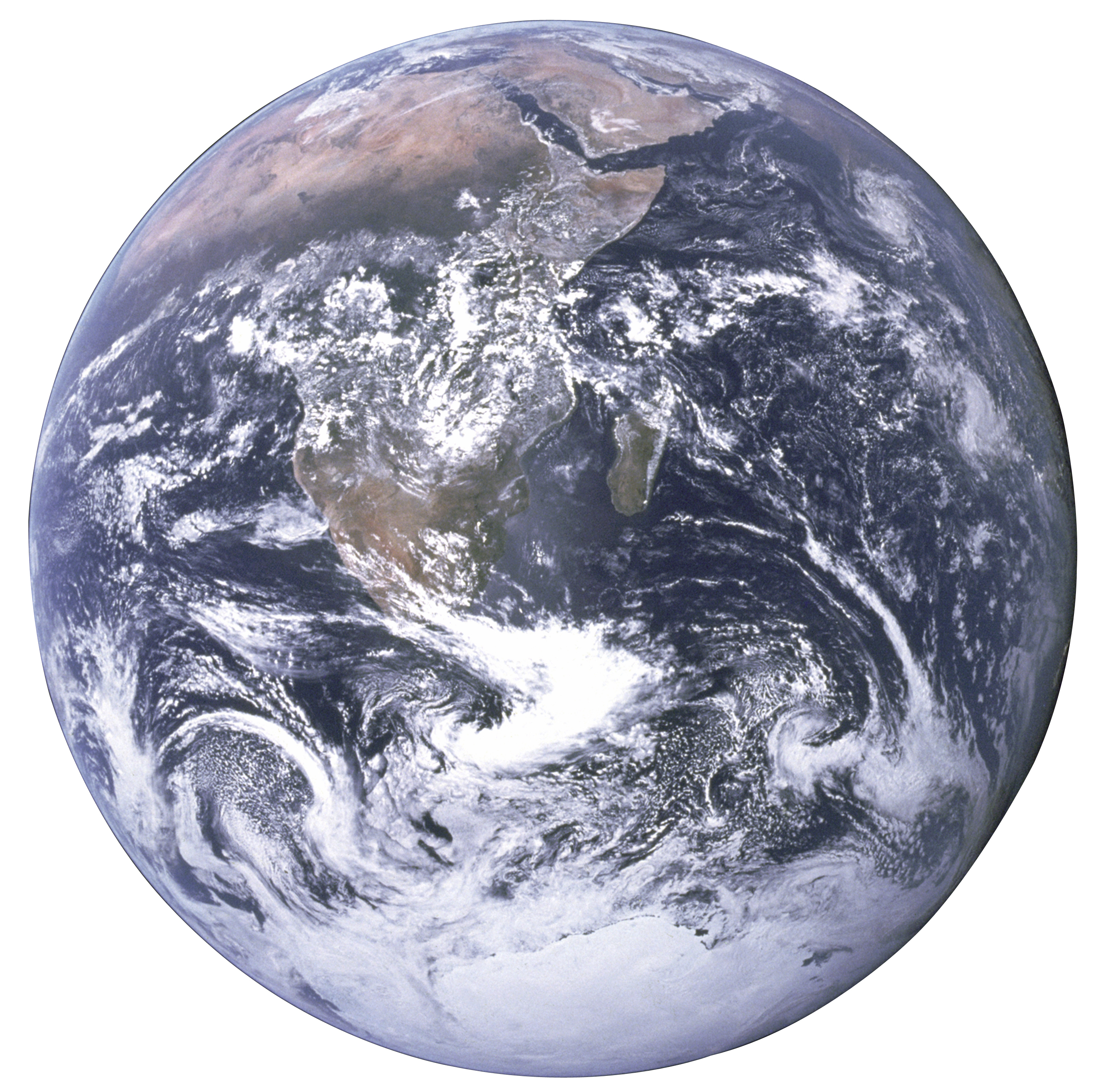 Nasa earth png
