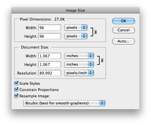 How to create a png in photoshop. Adobe resize an image