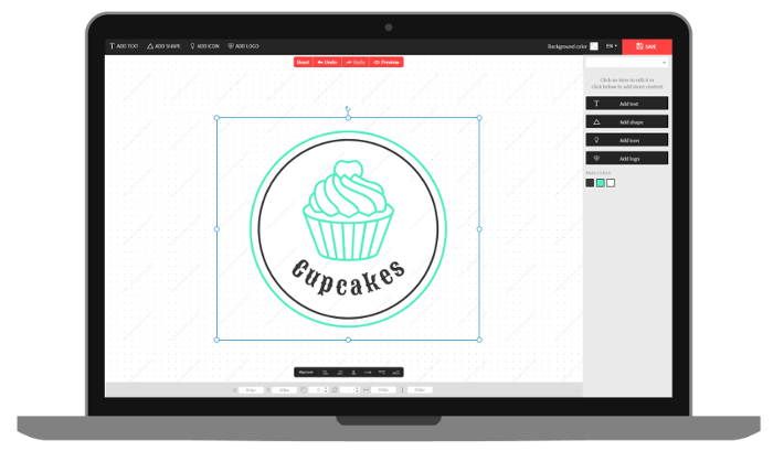How to create a png logo. Maker your own it