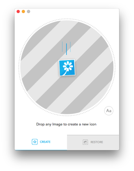 How to create a transparent png. Easily custom drive icons