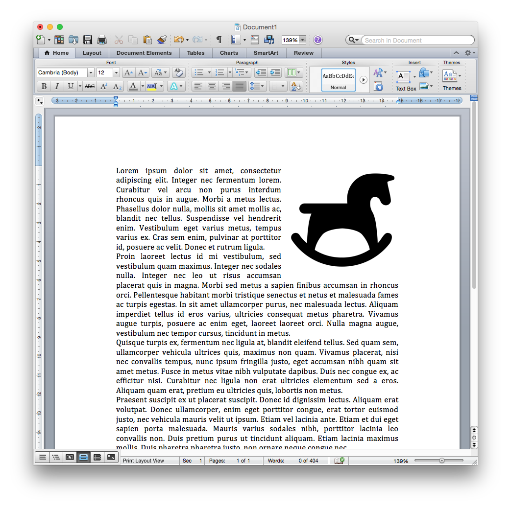 How to edit a png file in word. Insert an icon microsoft
