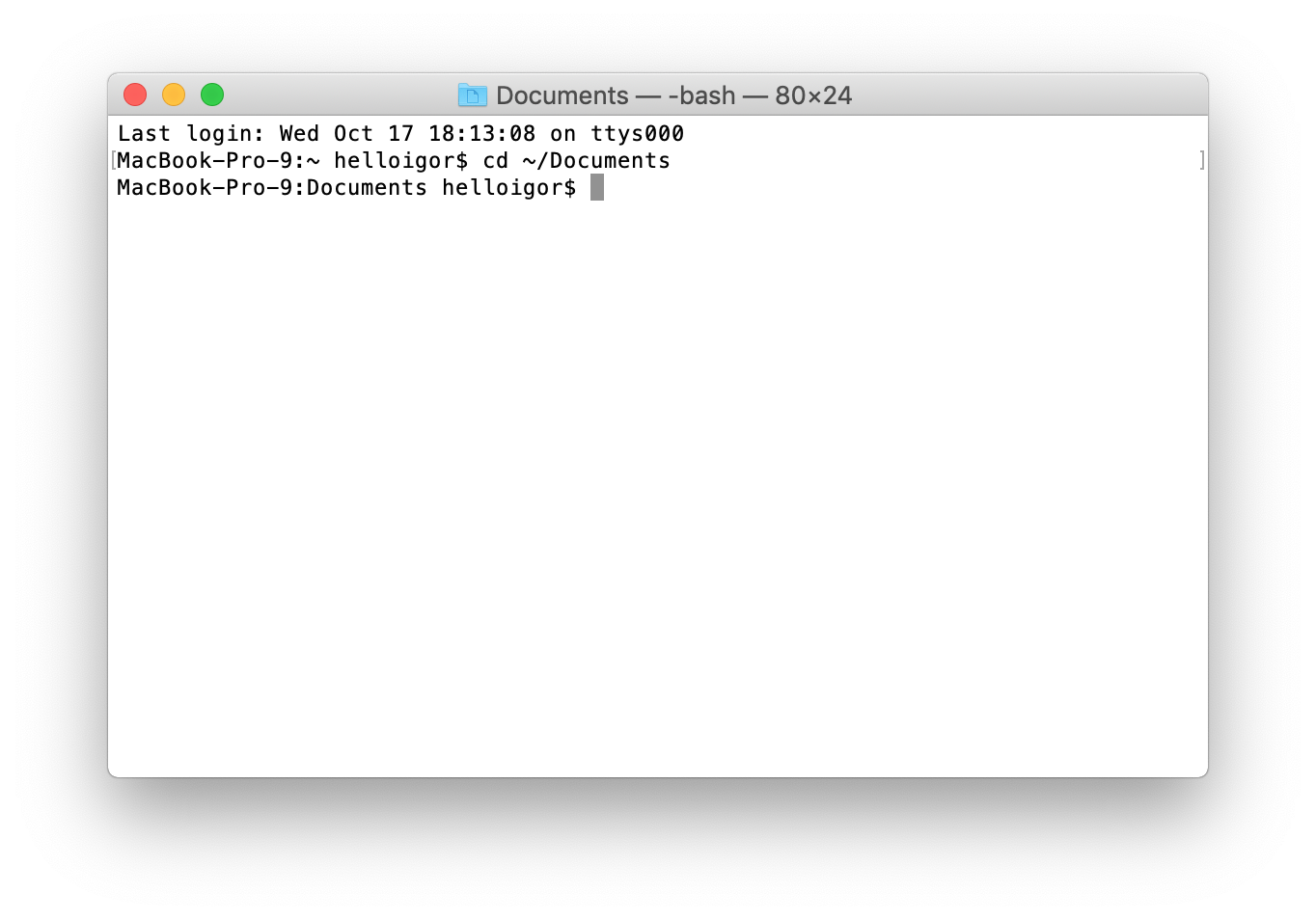 How to edit png files on mac. Use terminal basic commands