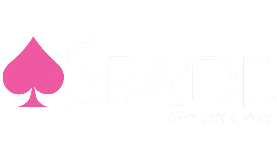 White spade png. Text edit skin care