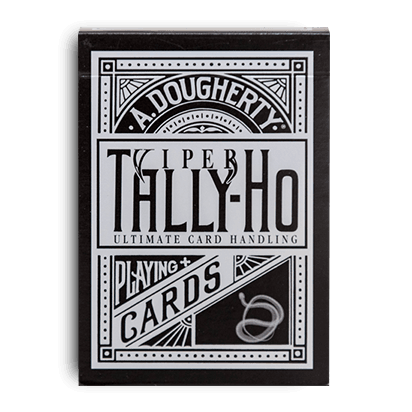 How to fan a deck of cards for beginners png. Tally ho viper back