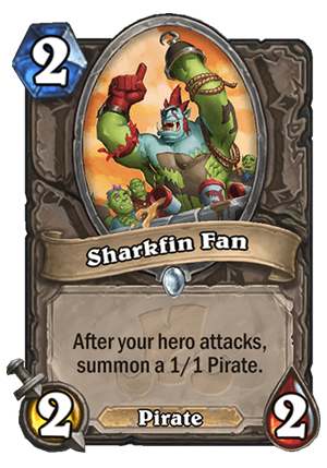 How to fan a deck of cards for beginners png. Sharkfin hearthstone card top