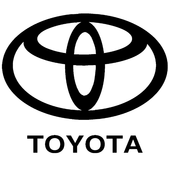 How to give a .png a transparent background. Toyota logo transparentpng png
