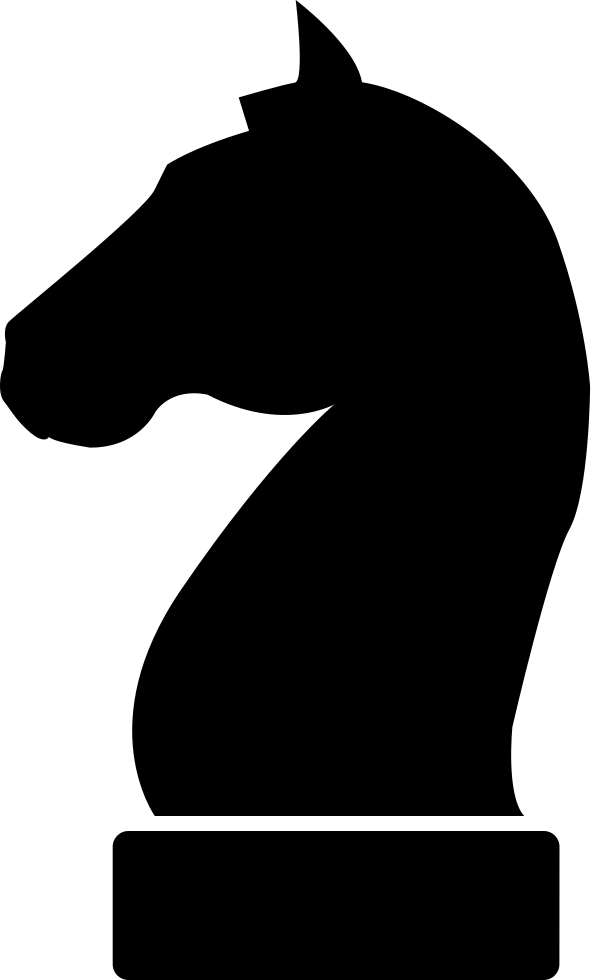 How to import png files into silhouette. Horse black head of