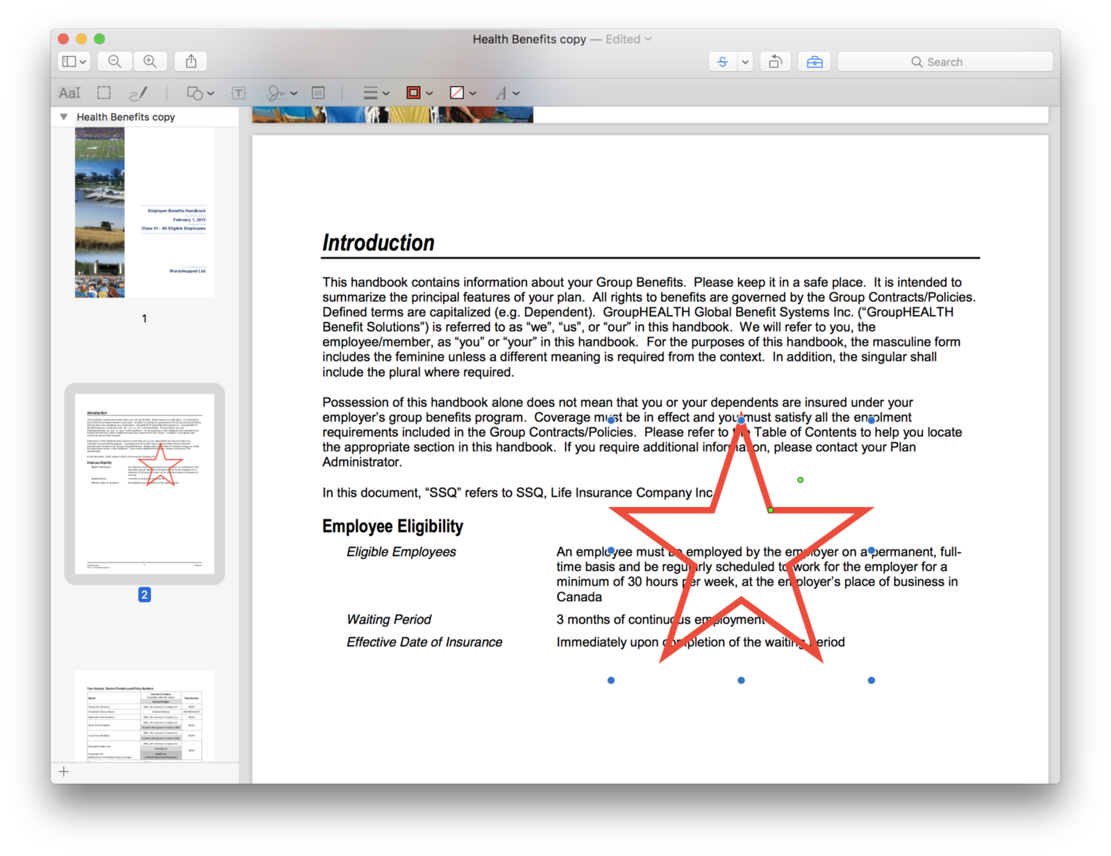 How to edit png files on mac. Use preview imore places
