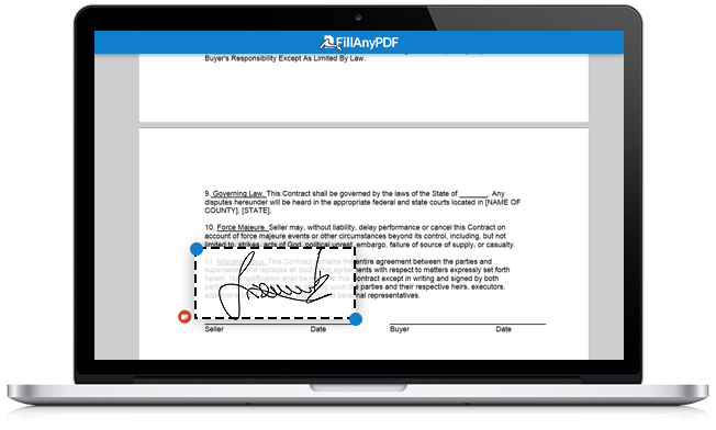 How to insert a png signature into pdf. Digital signatures for mo