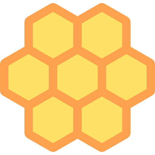 Gold honeycomb png. Free food and restaurant