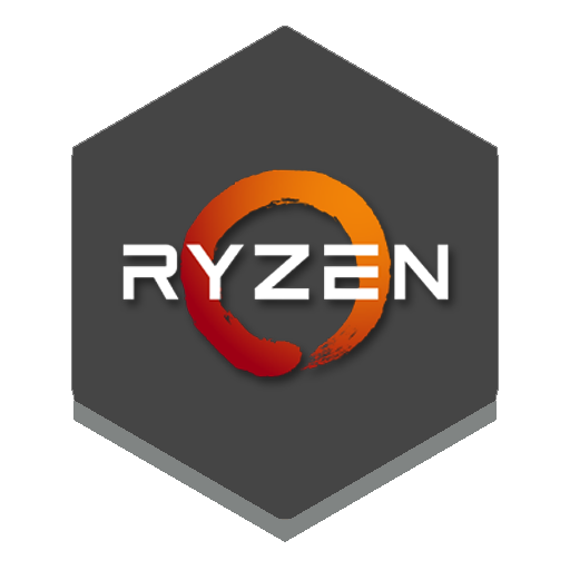 How to make a honeycomb png without photoshop. Two ryzen master images
