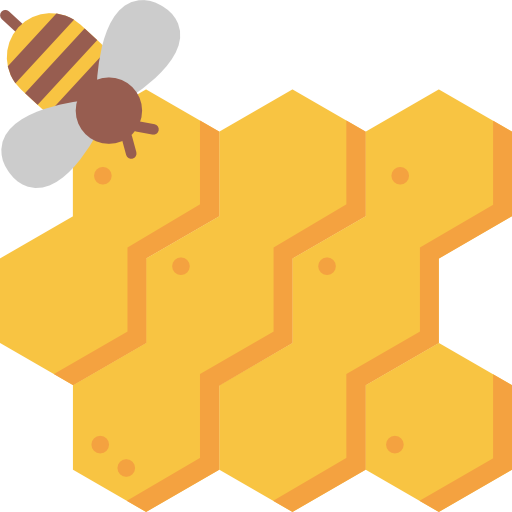 comb svg honey