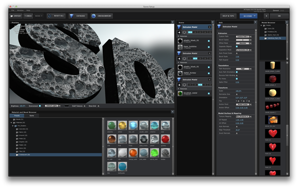 How to make a png 3d in after effects. Video copilot s element