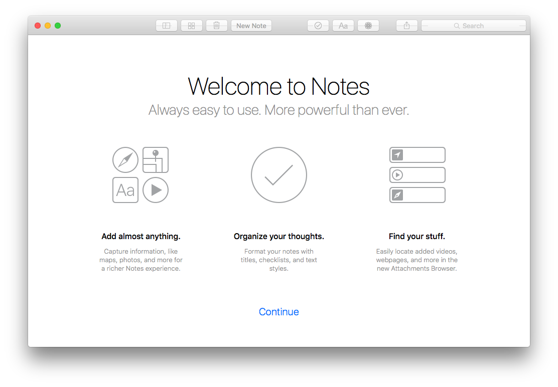 Drawing mac apple. How to use notes