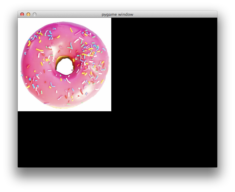 How to make a png with transparent background. Python the of pygame