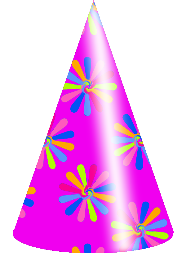 Streamers vector pink purple. Birthday party transparent png