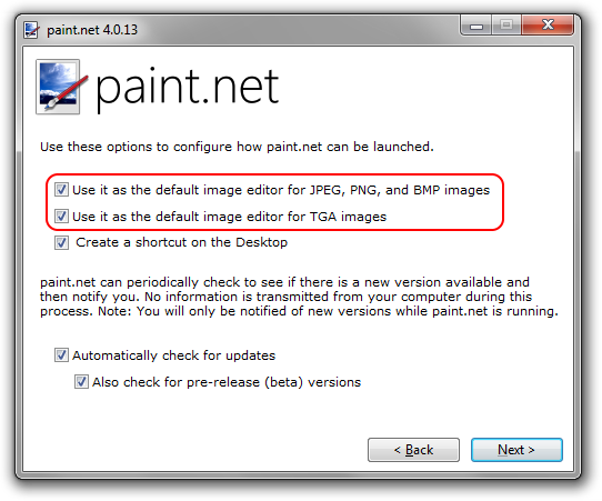How to make a transparent png in paint.net. Default editor paint net