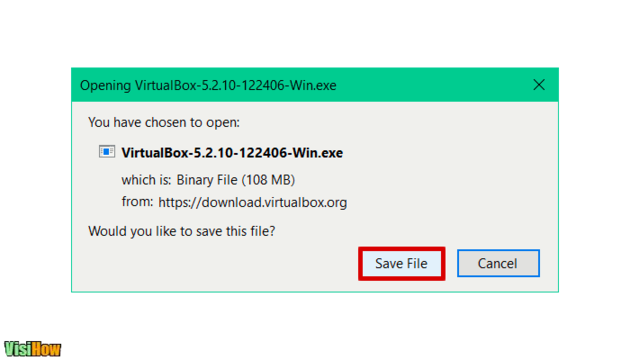 How to open a png file on windows 10. Install virtual machine visihow