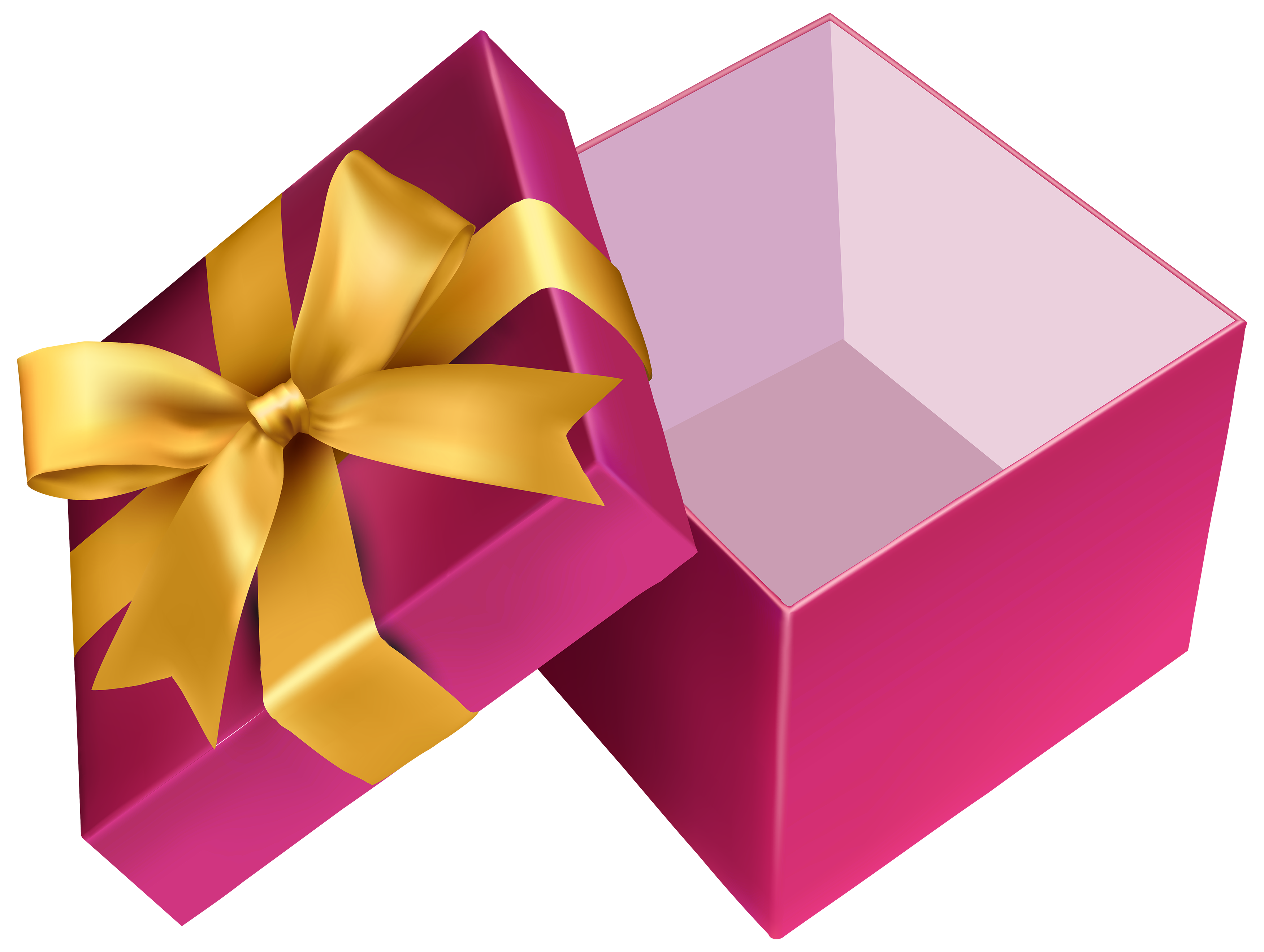 How to open a png image. Pink gift clipart best