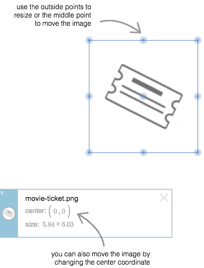 How to resize a png image. Add graph desmos the