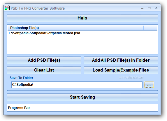 Save photoshop image as png. Download psd to converter