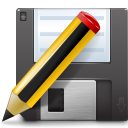 How to save as a png. Actions document icon oxygen