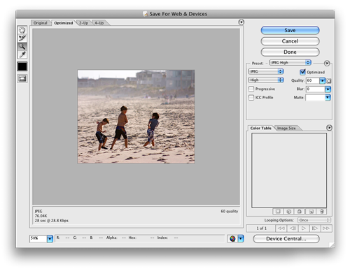 How to save as a png in photoshop. Berkeley advanced media institute