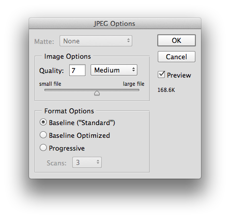 How to save photoshop file as png. Cc does not show