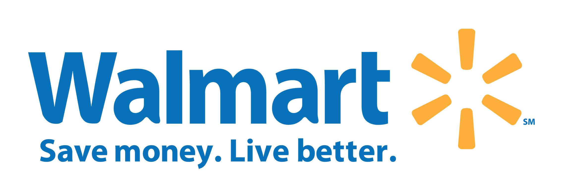 How to save png with transparent background. Walmart logo image purepng